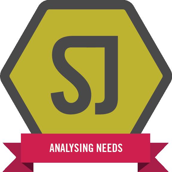 Analysing needs