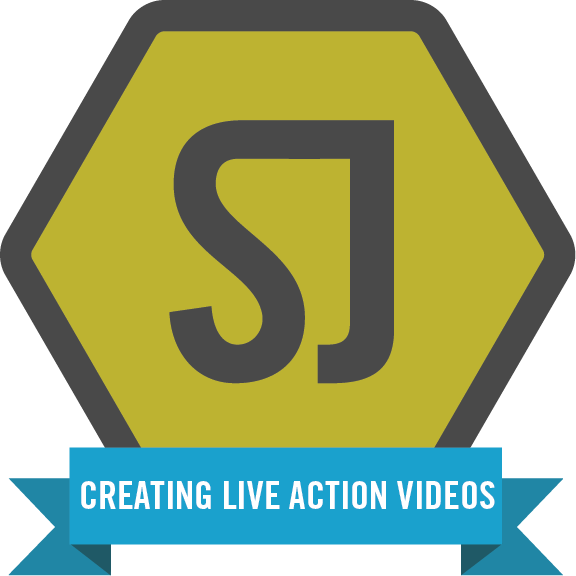 Creating live action videos