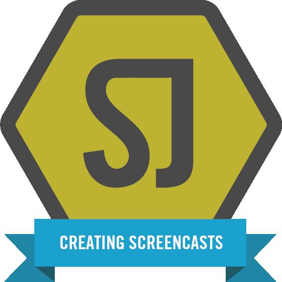Creating screencasts