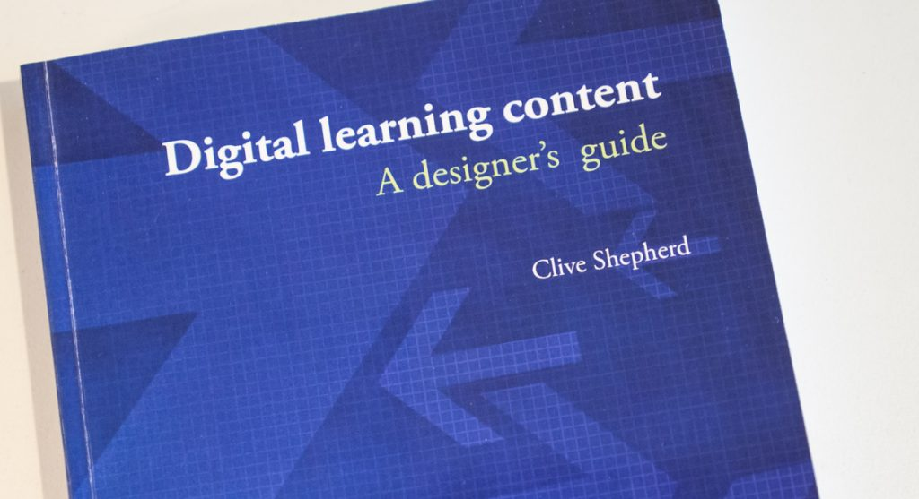 Gigital learning content - book cover