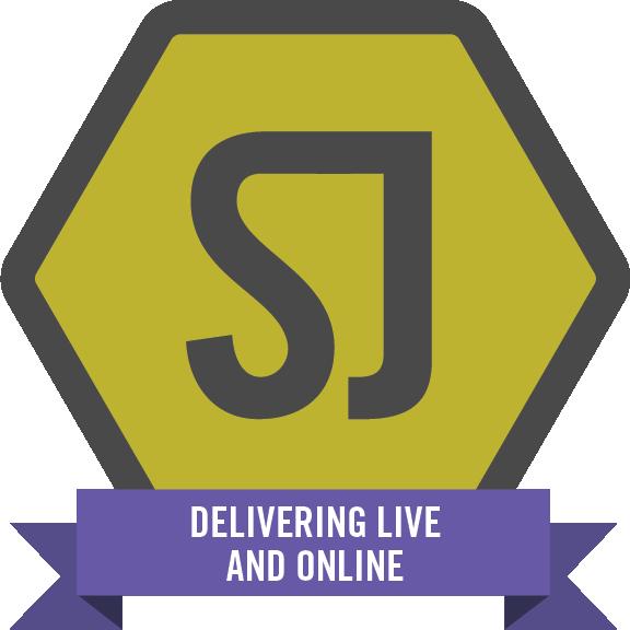 Delivering live and online