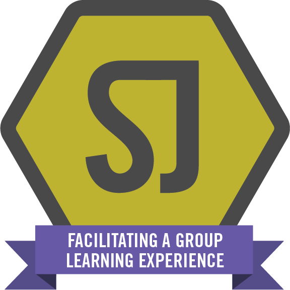 Facilitating a group learning experience