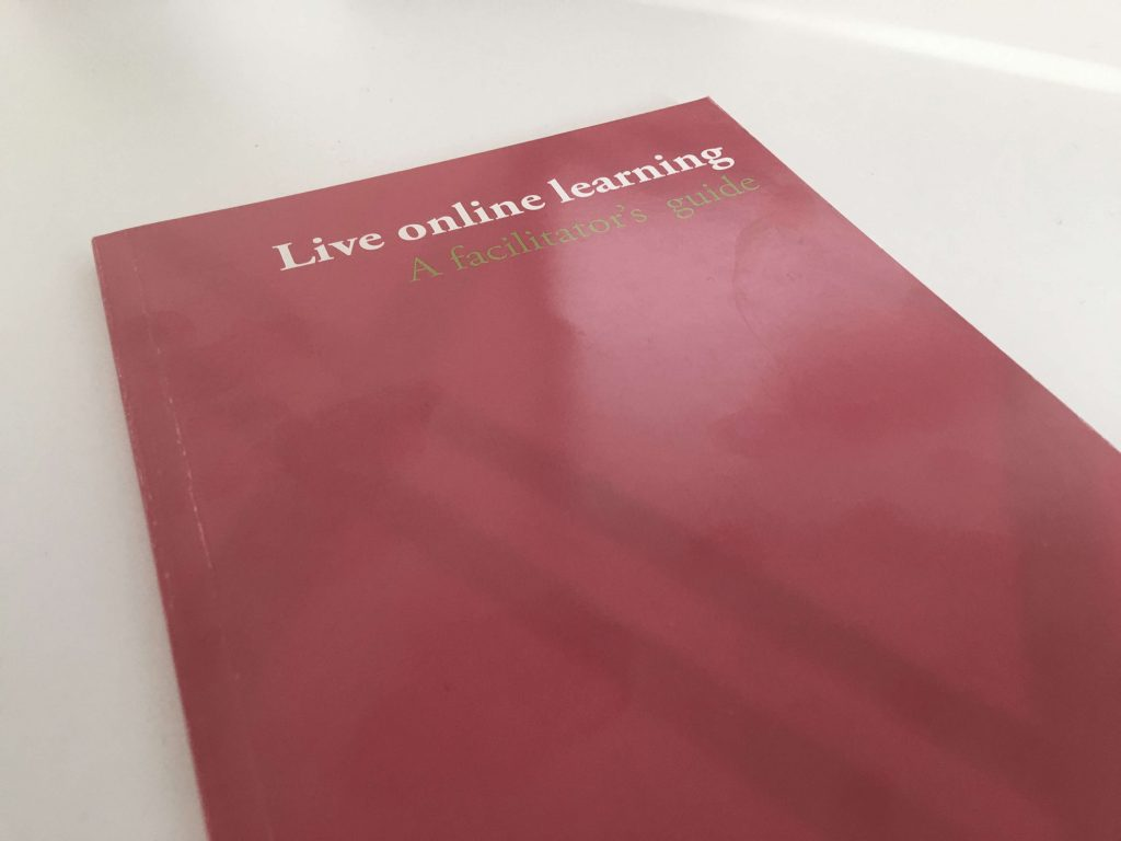 Live Online Learning book cover
